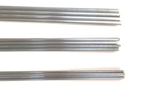 Pieces of piano wire for Locksmiths